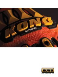 KONG® Catalog