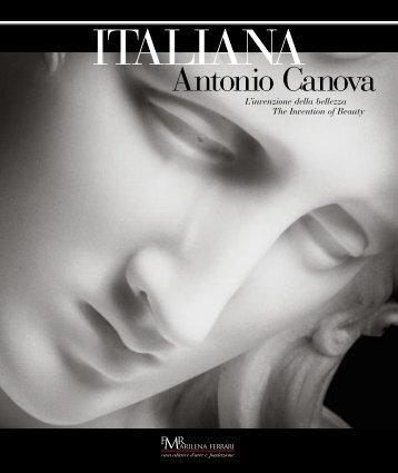 ITALIANA - Antonio Canova L - Marbled Arts