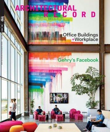 Architectural Record 2015-08