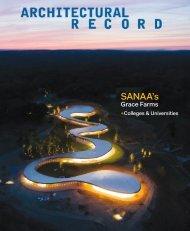 Architectural Record 2015-11