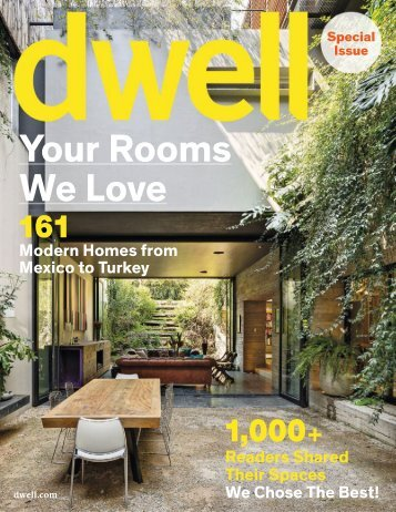Dwell 2015 Rooms We Love