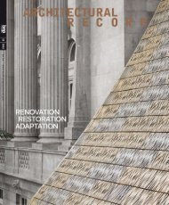 Architectural Record 2016 02