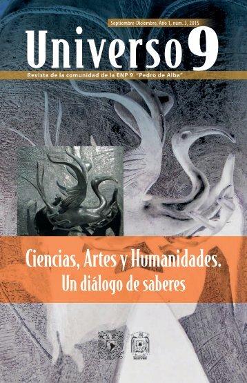 Ciencias Artes y Humanidades