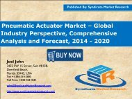 Pneumatic Actuator Market