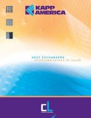 productos y sistemas: una ofert - Delta T Heat Exchangers