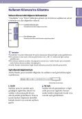 Sony ICD-TX50 - ICD-TX50 Consignes d'utilisation Turc - Page 4