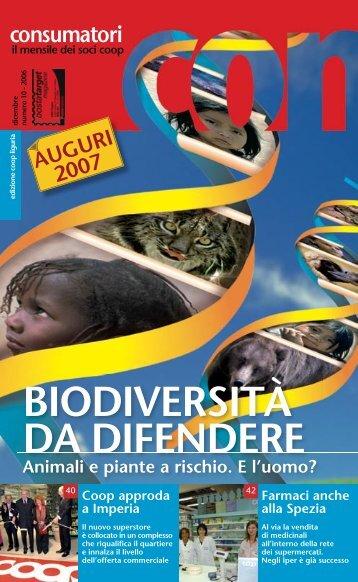 bioDiversitÀ Da DifenDere - Coop