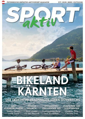 SPORTaktiv Bikeland Kärnten 2015