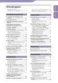 Sony ICD-UX522 - ICD-UX522 Consignes d'utilisation Néerlandais - Page 2