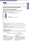 Sony ICD-UX522 - ICD-UX522 Consignes d'utilisation Néerlandais - Page 4