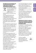 Sony ICD-UX522 - ICD-UX522 Consignes d'utilisation Néerlandais - Page 6