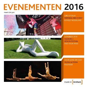 EVENEMENTEN 2016