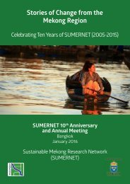 Stories of Change from the Mekong Region