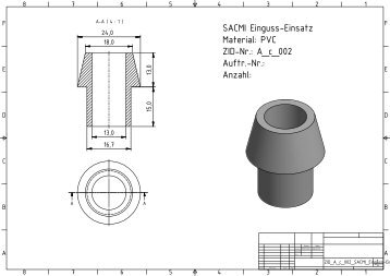 ZID_A_c_002_SACMI_Einguss-Einsatz konisch PVC