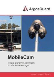 MobileCam von Argosguard - made & managed in Germany