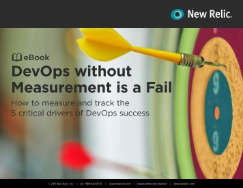 DevOps without Measurement is a Fail
