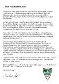 Hallenheft #MÜDENERJUNGS - SF Söhre - Page 3