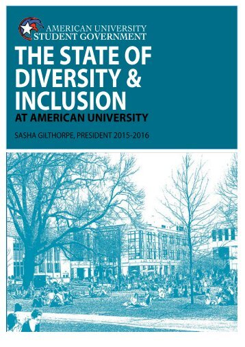 THE STATE OF DIVERSITY & INCLUSION