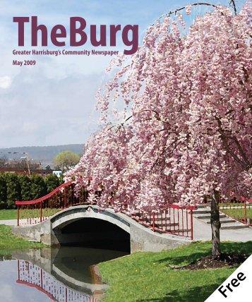Greater Harrisburg's Community Newspaper May 2009 - The Burg