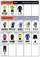 Listino ufficiale Givova - Page 4
