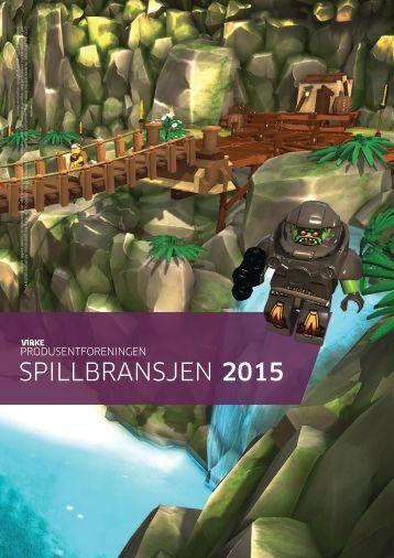 SPILLBRANSJEN 2015