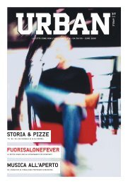 fuorisalonefever musica all'aperto storia & pizze - Urban Magazine