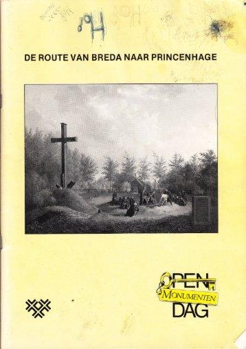 De Route van Breda naar Princenhage (1993)