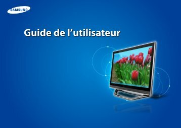 Samsung DP700A3D-X01FR - User Manual (Windows 8) 18.87 MB, pdf, Français