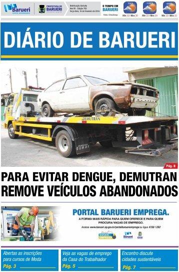 DIÁRIO DE BARUERI