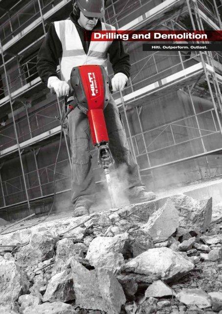 Hammer Drill Bit 20mm Diameter 400mm Working Length Hilti TE-YD 20//59 SDS Max