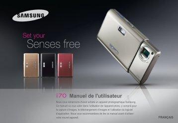 Samsung i70 (EC-I70ZZBBA/E1 ) - Manuel de l'utilisateur 7.94 MB, pdf, Français