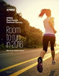 Room to run in 2016