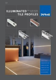 ILLUMINATED TILE PROFILES