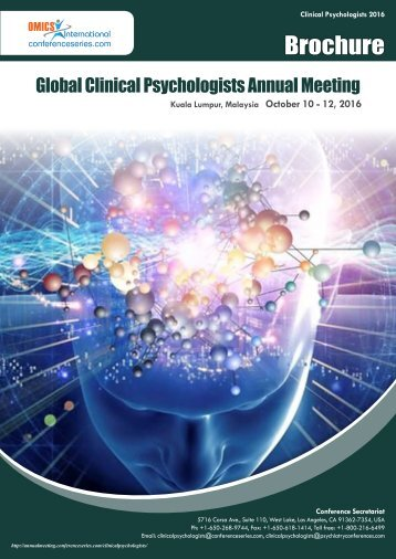 ClinicalPsychologists 2016_Brochure