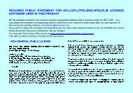 Samsung SMX-C20RP (SMX-C20RP/EDC ) - Guide Open source 0.26 MB, pdf, Anglais