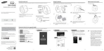 HSPA, Wi-Fi direct, Bluetooth 4.0 Ecran tactile 4,0