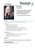 The London Mayoral Election 2016 Sian Berry - Page 4