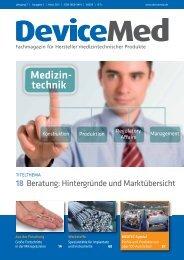 Medizin- technik - DeviceMed.de