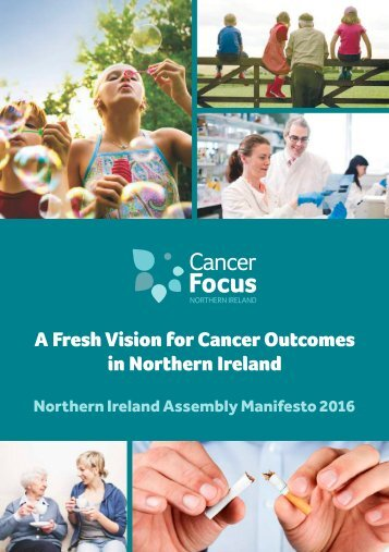 A Fresh Vision for Cancer Outcomes in Northern Ireland