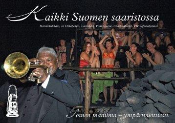 Herrankukkaro -Kaikki Suomen Saaristossa