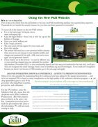PAII newsletter February 2016 - Page 2