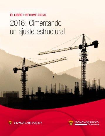 2016 Cimentando un ajuste estructural