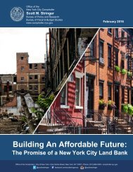 Building An Affordable Future
