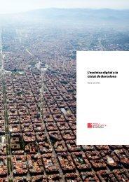 L'escletxa digital a la ciutat de Barcelona