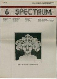 SPECTRUM #6/ 1976 mai