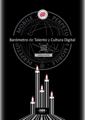 Barómetro de Talento y Cultura Digital