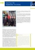 Forschungsbericht 2010 - Hochschule Ingolstadt - Seite 5