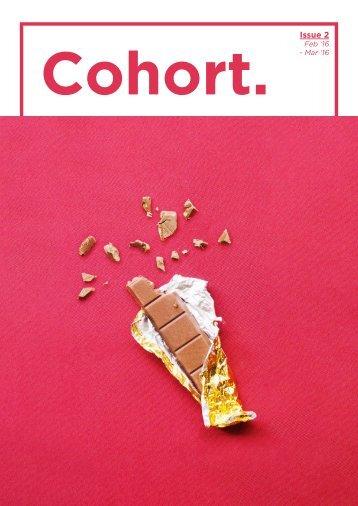Cohort. Magazine (Issue 2)