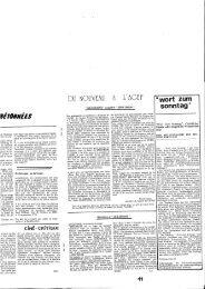 SPECTRUM 1983 / Spécial