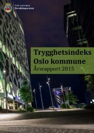 EN TRYGG BY